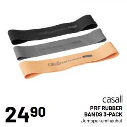 Casall PRF Rubber Band 3-pack
