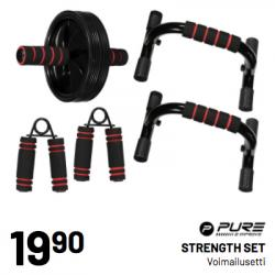 Pure Strenght set
