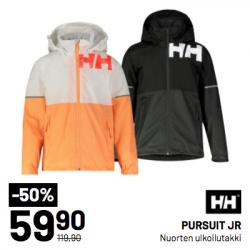 Helly Hansen Pursuit Jr