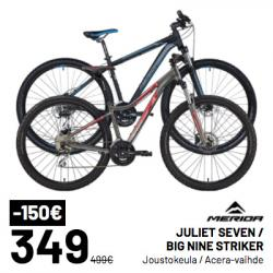 merida juliet seven/ big nine striker