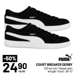 Puma Court Breaker Derby