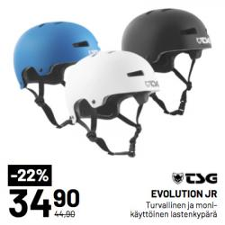 TSG Evolution JR