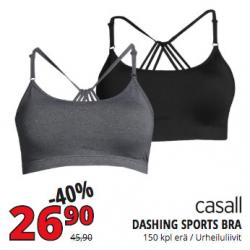 DASHING SPORTS BRA W