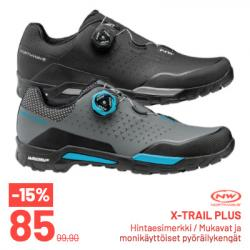 Northwave, x-trail plus