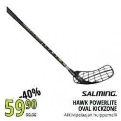 Hawk Powerlite Oval Kickzone