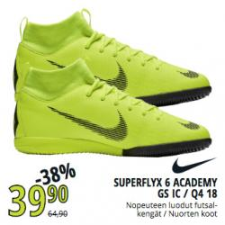 Superflyx 6 Academy GS IC / Q4 18