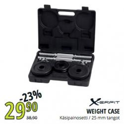 Weight Case