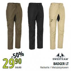Badger LT