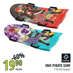 Sno Pirate Surf