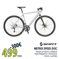 Metrix Speed Disc