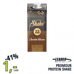 Leader Promour Protein Shake