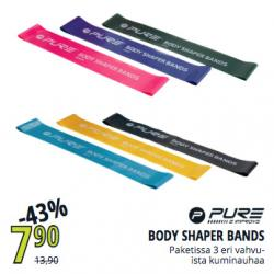 Pure Body Shaper Bands