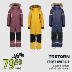 Tretorn Frost Overall